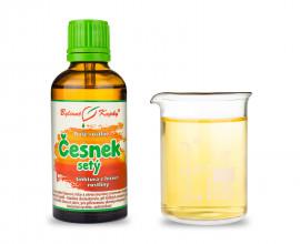Cesnak kuchynský kvapky (tinktúra) 50 ml