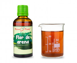 Flor de arena - bylinné kapky (tinktura) 50 ml