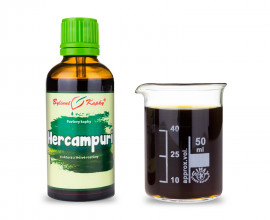 Dubenka kvapky (tinktúra) 50 ml