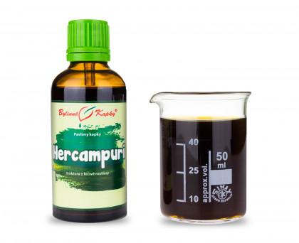 Hercampuri - bylinné kapky (tinktura) 50 ml