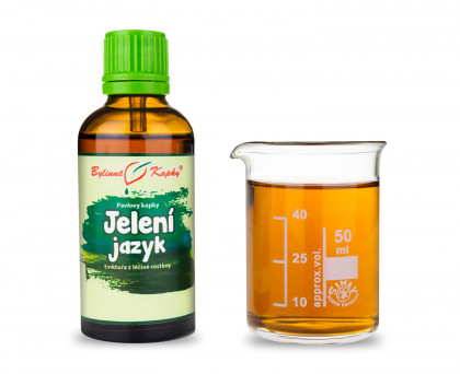 Damiána kvapky (tinktúra) 50 ml