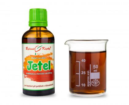 Jetel červený kapky (tinktura) 50 ml