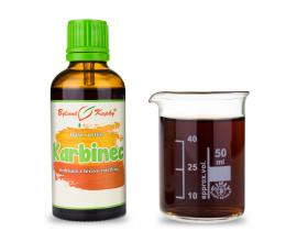 Karbinec - bylinné kapky (tinktura) 50 ml