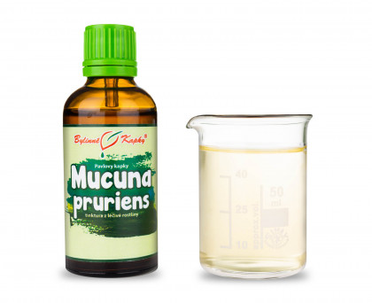 Muira puama kvapky (tinktúra) 50 ml
