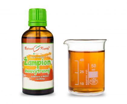Žampion kapky (tinktura) 50 ml