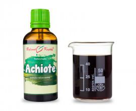 Achiote - bylinné kapky (tinktura) 50 ml