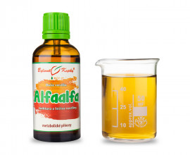 Alfaalfa (Lucerna siata) kvapky (tinktúra) 50 ml