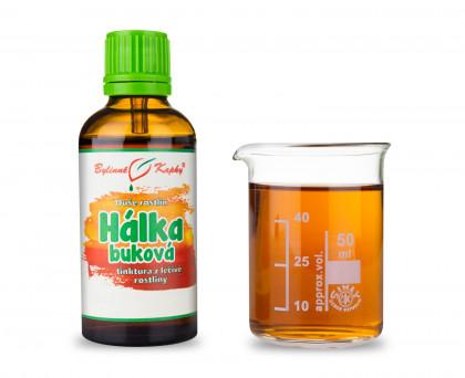 Hálka buková - bylinné kapky (tinktura) 50 ml