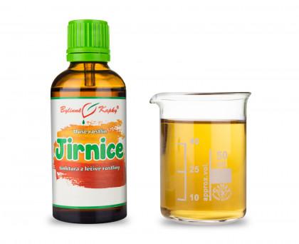 Jirnice - bylinné kapky (tinktura) 50 ml