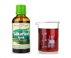 Lékořice lysá kapky (tinktura) 50 ml