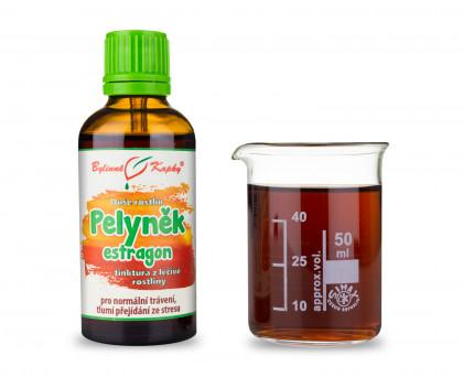 Pelyněk estragon kapky  (tinktura) 50 ml
