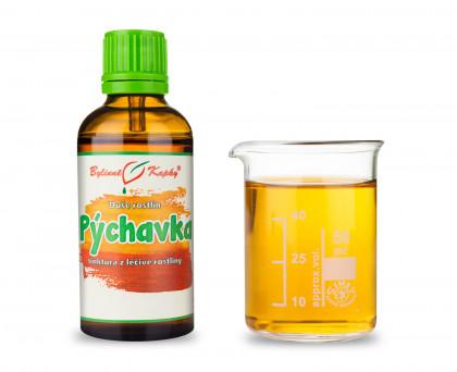 Pýchavka (vatovec) - bylinné kapky (tinktura) 50 ml
