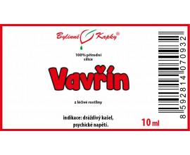 Vavřín - 100 % přírodní silice - esenciální (éterický) olej 10 ml