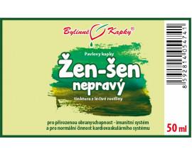 Všehoj ázijský kvapky (tinktúra) 50 ml