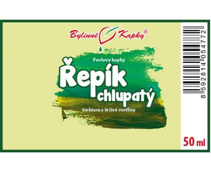 Řepík chlupatý (TCM) - bylinné kapky (tinktura) 50 ml