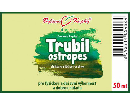 Trubil ostropes - bylinné kapky (tinktura) 50 ml