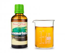 Anemarhena (TCM) - bylinné kapky (tinktura) 50 ml
