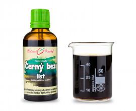 Baza čierna plod kvapky (tinktúra) 50 ml