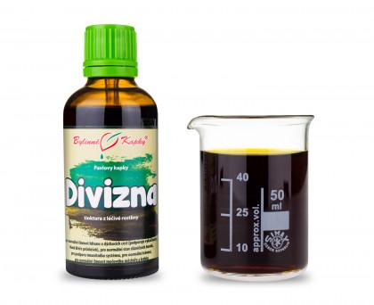 Divizna kapky (tinktura) 50 ml