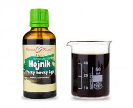 Hojník (řecký horský čaj) - bylinné kapky (tinktura) 50 ml
