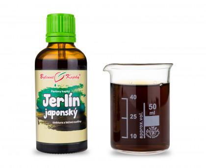Jerlín (Sophora) kapky (tinktura)  50 ml
