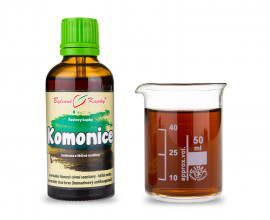 Komonice kapky (tinktura) 50 ml