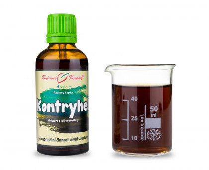 Kontryhel kapky (tinktura) 50 ml