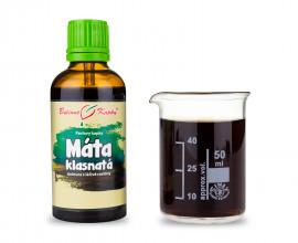 Mäta pieporná kvapky (tinktúra) 50 ml