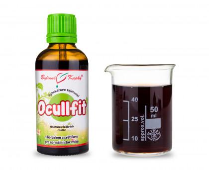Ocullfit kapky (tinktura) 50 ml