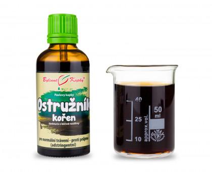 Ostružník (ostružina) kořen kapky (tinktura) 50 ml