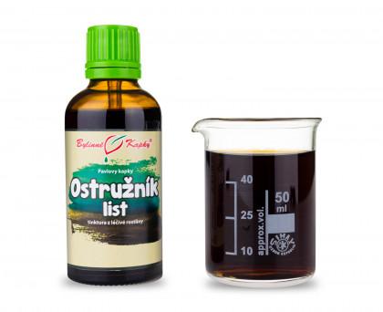 Ostružník kapky (tinktura) 50 ml