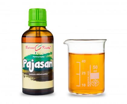 Pajasan - bylinné kapky (tinktura) 50 ml