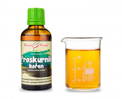 Proskurník kořen - bylinné kapky (tinktura) 50 ml