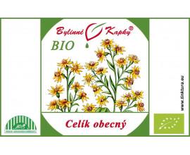 Celík (zlatobýl) obecný BIO - bylinné kapky (tinktura) 50 ml
