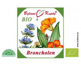 Broncholen BIO kapky (tinktura) 50 ml