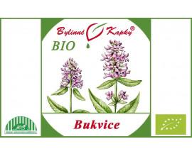Bukvice lékařská BIO - bylinné kapky (tinktura) 50 ml