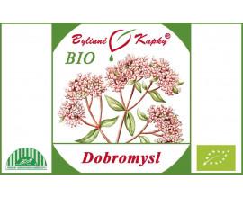 Dobromysl BIO - bylinné kapky (tinktura) 50 ml